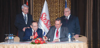 New Stage of Turkey and France Defence Industry