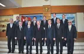 President of Romania Visited TAI Facilities