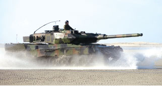 Finland to Acquire Leopard 2A6 Main Battle Tank From Netherland