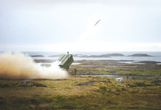 Raytheon Received Contract for Ground Based Air Defence System for Oman