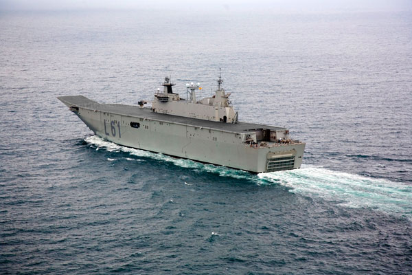 Navantia Moves Up a Gear with Turkish LPD Programme