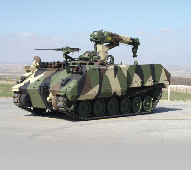 Tracked Logistic Carrier (TLC)