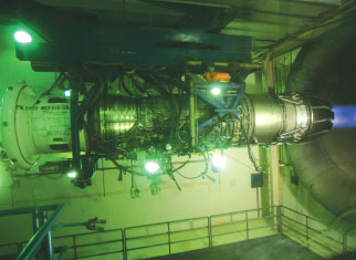 Engine Assembly and Test / Maintenance Repair and Overhaul Activities of TEI