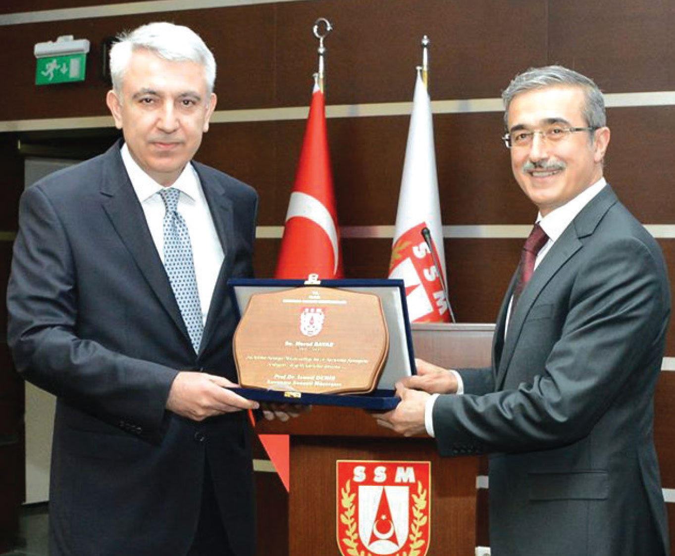 Prof. Ismail Demir Appointed as Undersecretary for Defence Industries