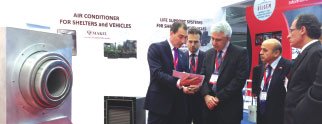 Turkish CBRN Solution Partner Stand Out Beyond the Country's Borders