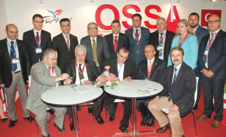 A Collaboration Agreement Signed Between OSSA and MTBA at DSA 2014