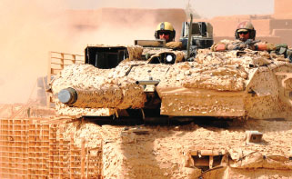 Cassidian Optronics Receives 40m€ Order to Deliver Optronic Equipment for Army Vehicles