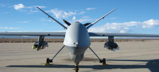 MBDA'S Brimstone Missile Demonstrates its Precision Low Collateral Capability from Reaper RPAs