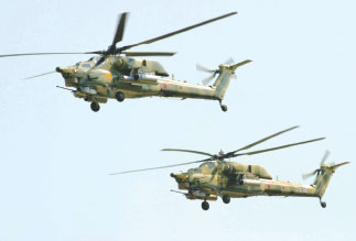 Russian Helicopters Changing the face of Russia's Helicopter industry