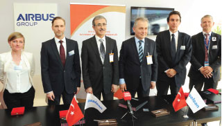 Two Agreements by Aselsan at the Berlin ILA Air Show