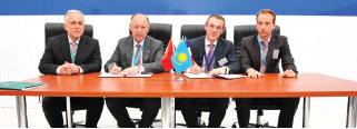 ASELSAN is Growing in Kazakhstan with KAE