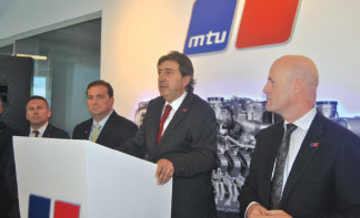 MTU Turkey Opens its Sales, Marketing and Service Centre in Kartal, Istanbul