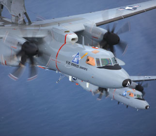 Northrop Grumman Receives $3.6 Billion Multiyear Contract for 25 	E-2D Advanced Hawkeye Aircraft