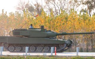 "Tümosan Wins Indigenous Power Pack Development Contract for ""Altay"" Turkish Main Battle Tank"
