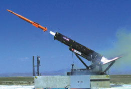 Medium Altitude Indigenous Air Defence Missile Accomplished First Test-Fire with Great Success