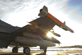 Turkey Requests AIM-120C-7 AMRAAM Missiles from the Government of United States