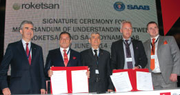 """Roketsan and SAAB  Working Together For Global Market On """"Anti-Tank Missile System"""""""