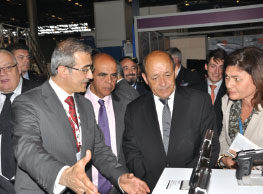 Turkish Defence Industry Participates in Force at Eurosatory 2014