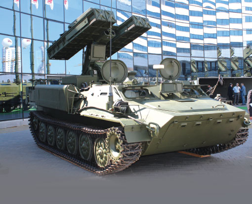 """Upgraded """"Strela-10M"""" ADMS: Destroying Targets Accuratelly"""