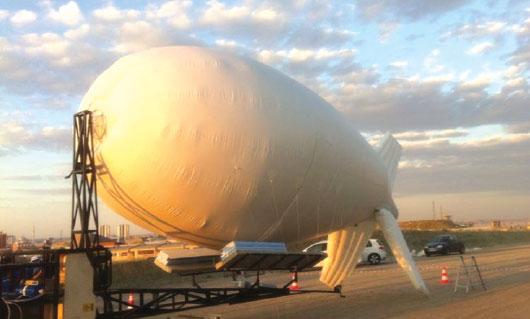 Otonom Teknoloji's Doruk Aerostat System Makes First Flight