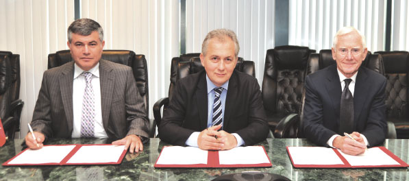 Aselsan, AeroVironment and Altoy Cooperating for the Security of Oil Pipelines