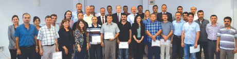 Boeing and Anadolu University Complete Aircraft Maintenance Training Program