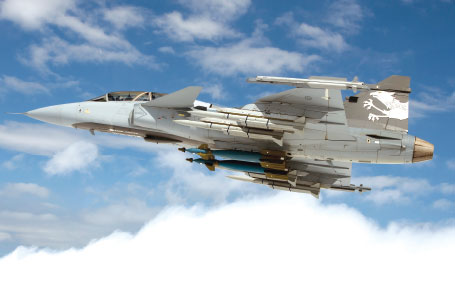 Brazilian Air Force Reinforces its Fleet with Gripen NG