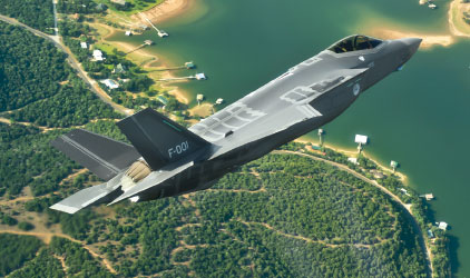 Republic of Korea Approves Procurement of Lockheed Martin F-35A Lightning II