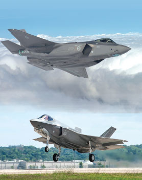 Australia's First F-35A Takes to the Skies