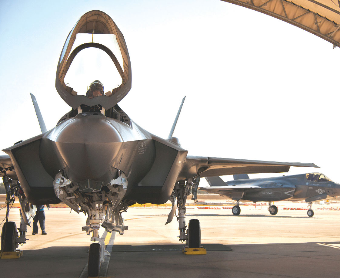 Turkey Becomes the MRO Hub of JSF Aircrafts in Europe
