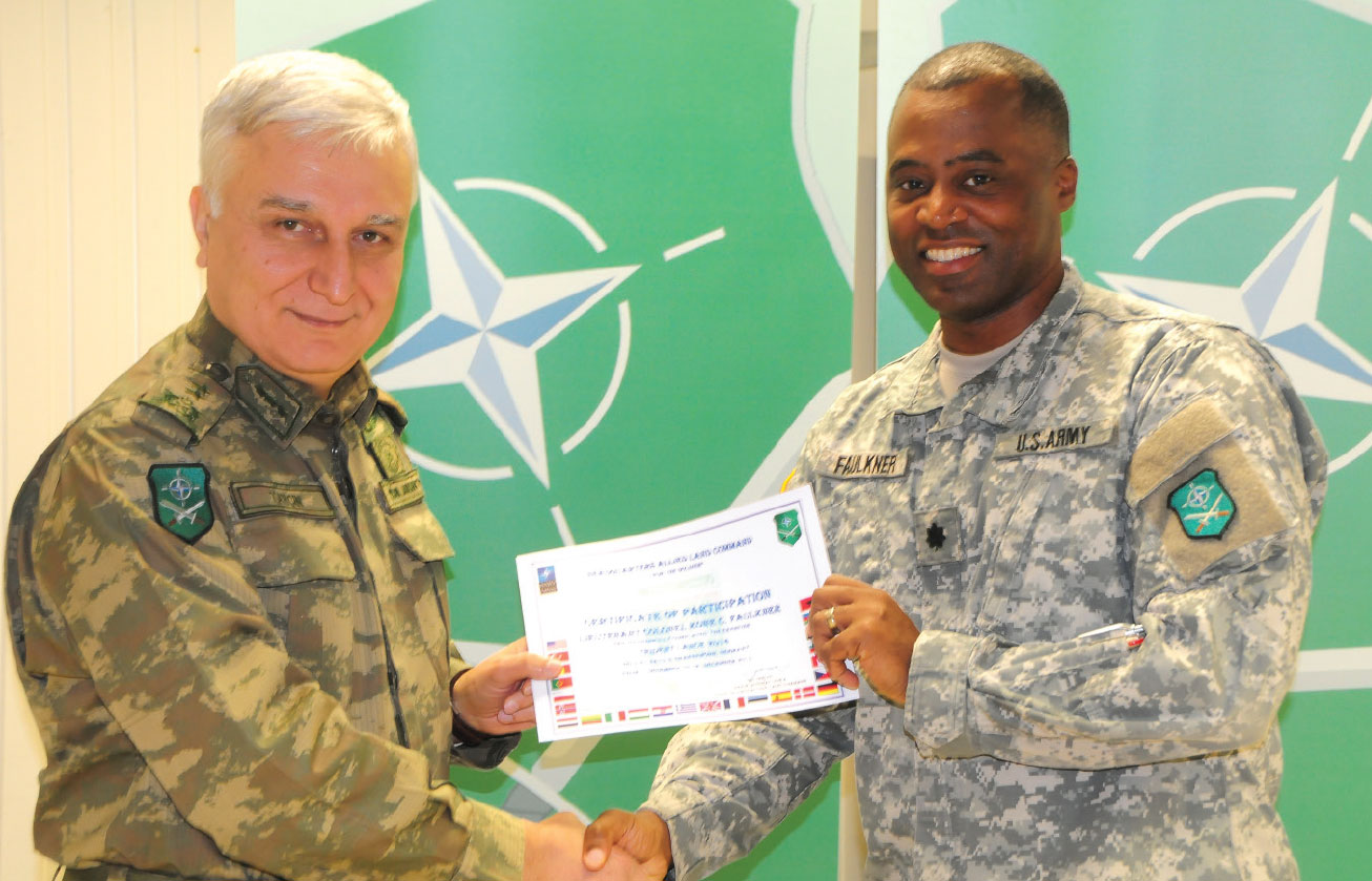 Allied Land Command Announces Full Operational Capability (FOC)