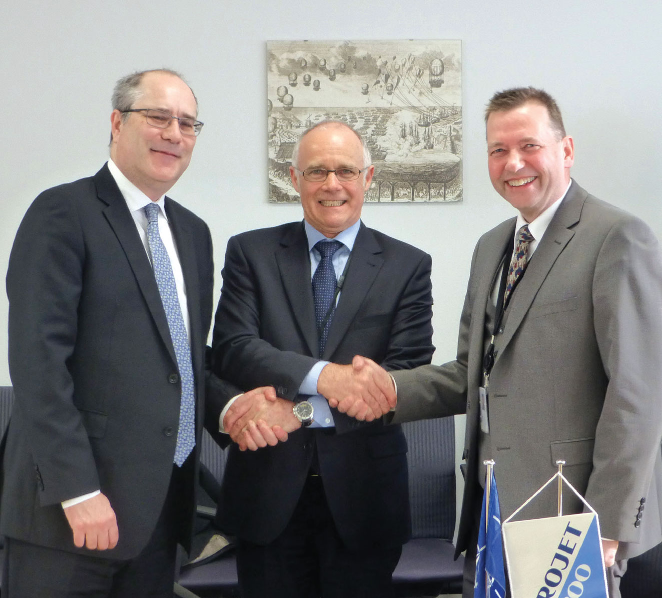EUROJET Signs 3-Year EJ200 Engine Support Contract with NETMA