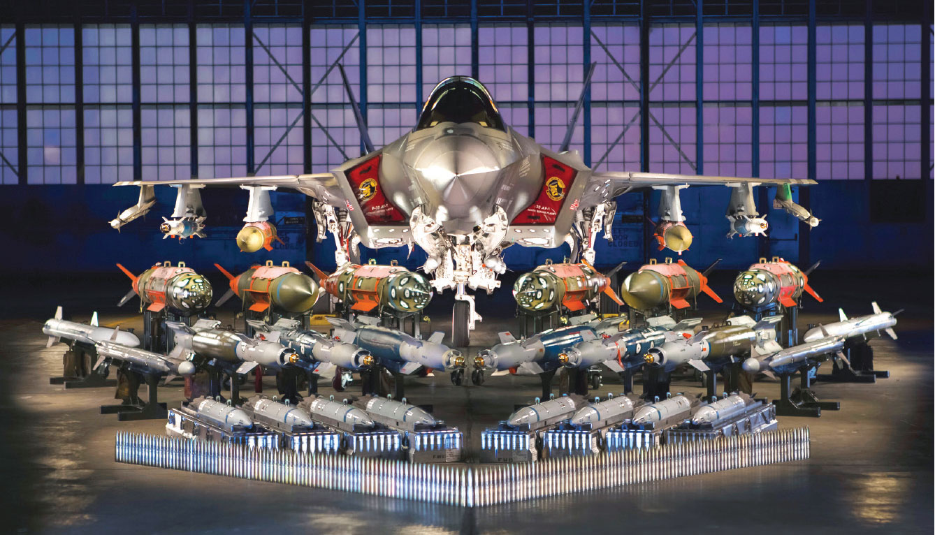 F-35: Full Weapons Certification on Track