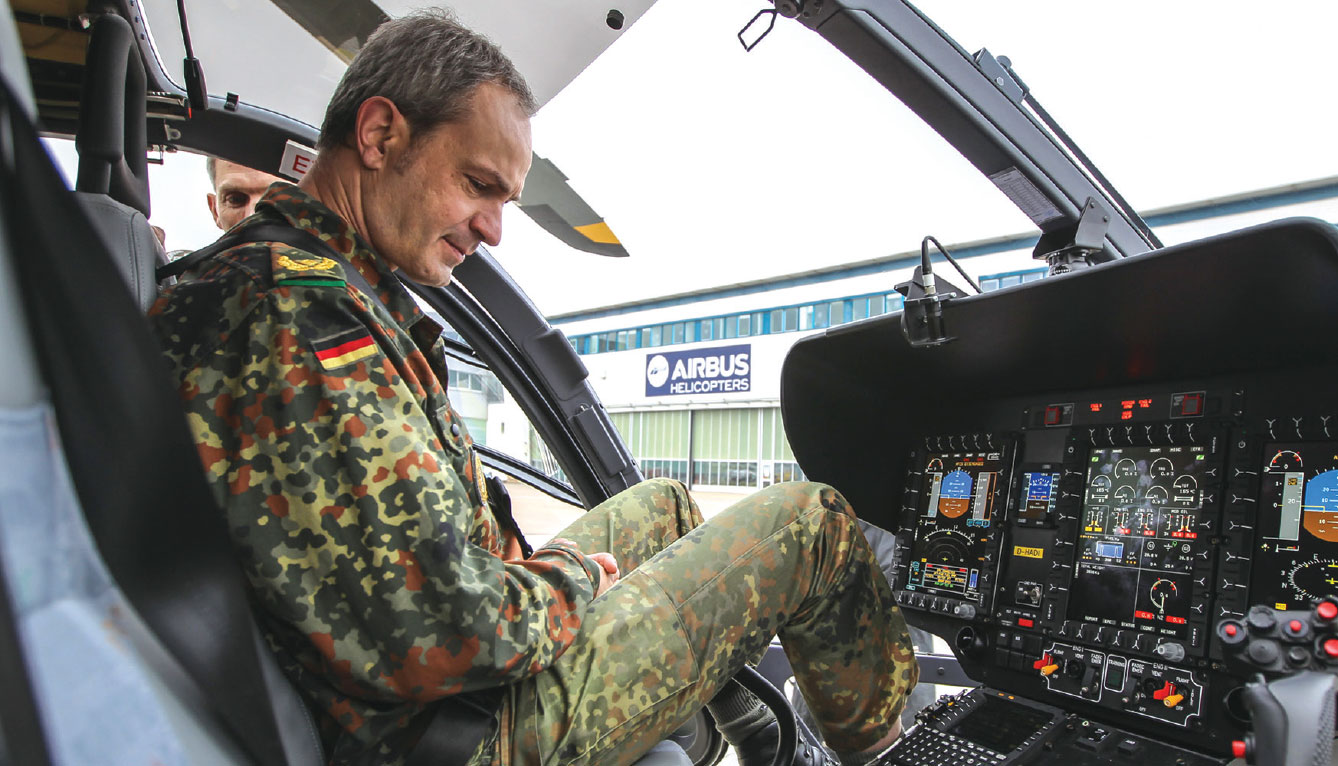 Successful Maiden Flight of Airbus Helicopters Type EC645 T2
