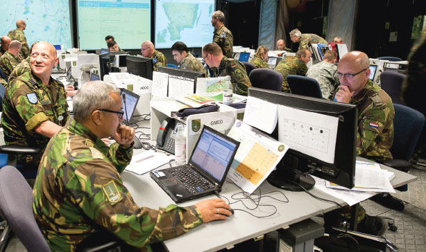 Combat Readiness Evaluation (CREVAL)Ensuring Readiness