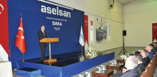"DAKA ""Torpedo Counter Measure  Systems'' will Protect Submarines"