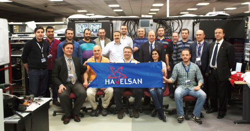 Havelsan Gains Momentum in the Global Market