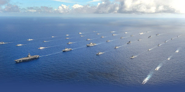 US Revised Maritime Strategy: 'All Domain Access'