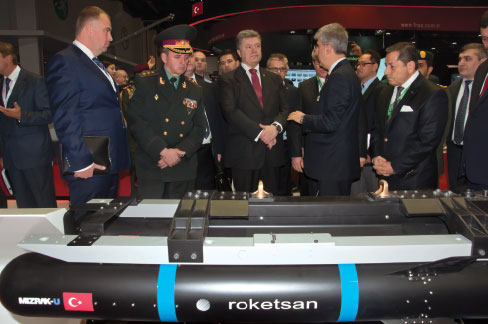 IDEX 2015: An International Meeting Point of Defence Industries