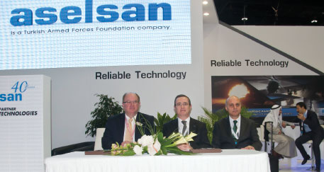 Honeywell and Aselsan Agree to Initiate Collaboration