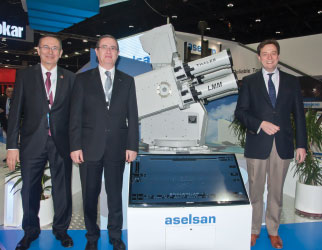 Aselsan and Thales Signed a Further Cooperation Agreement During IDEX 2015