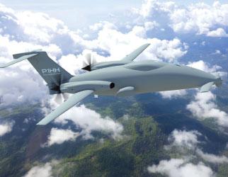 Italian Air Force Orders 'HammerHead' UAS in IDEX 2015