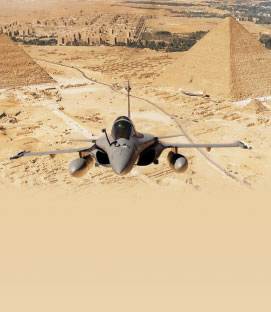 Egypt Selects the Rafale and the Fremm to Equip its Forces