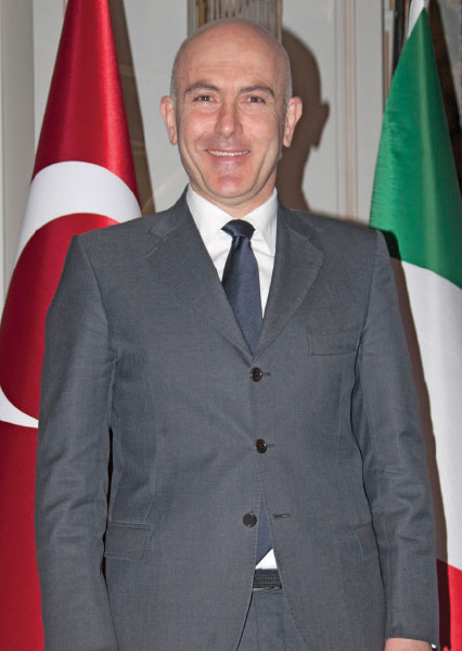 A Great Potential for Turkish-Italian Cooperation