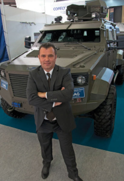 """IAG New APC """"Jaws"""" to be in Operation in Turkey"""