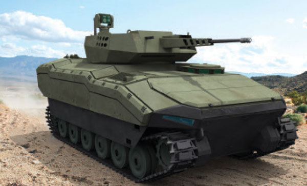 ''KAPLAN-20'' The New Generation Tracked Armoured Fighting Vehicle from FNSS