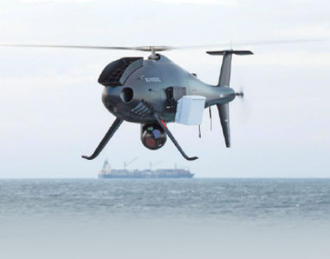 Schiebel Provides Advanced Technology for UAS