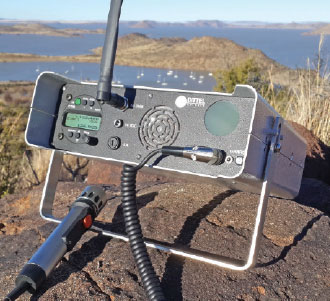 New Portable VHF Air Band Base Station