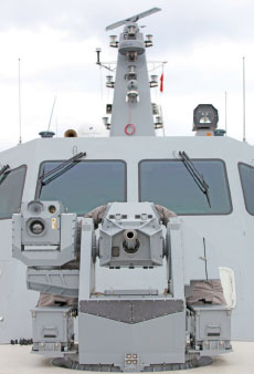 Aselsan Weapon Systems in Service of Croatian Navy