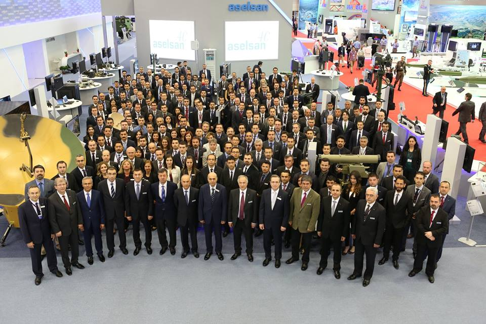 Aselsan Strengthens its Position Among Global Players